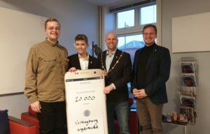 Vordingborg blev Årets ungdomskommune 2020