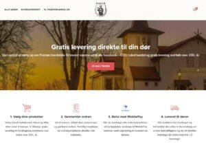 Præstø har lavet sin egen webshop