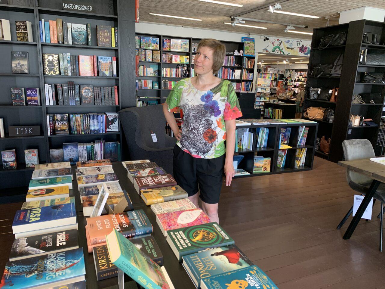 Oplev en verden af litteratur i ny boghandel i Præstø